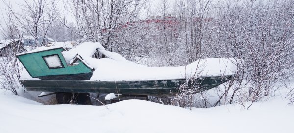Boat Kaltag